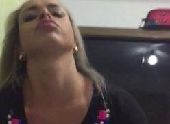 Angel Lima fazendo boquete em video amador